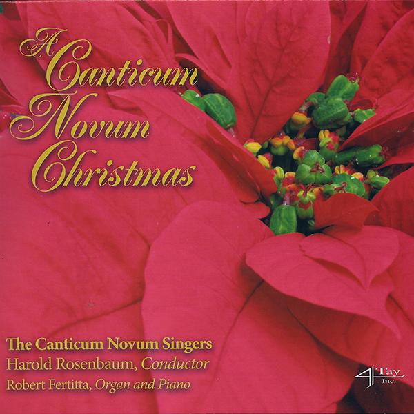 A Canticum Novum Christmas