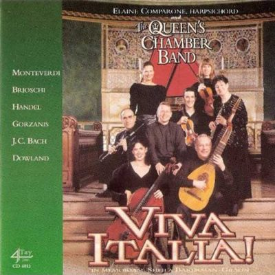 VIVA ITALIA! The Queen's Chamber Band