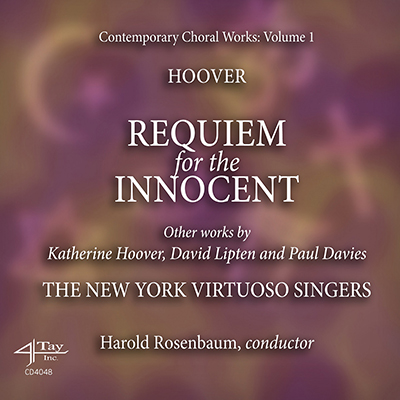 Contemporary Choral Works, Vol. 1
