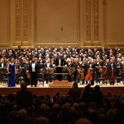 Cecilia Chorus of New York